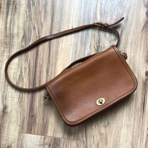 Coach Vintage Penny Pocket Crossbody/Clutch Purse